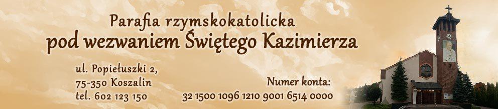 Parafia św. Kazimierza w Koszalinie